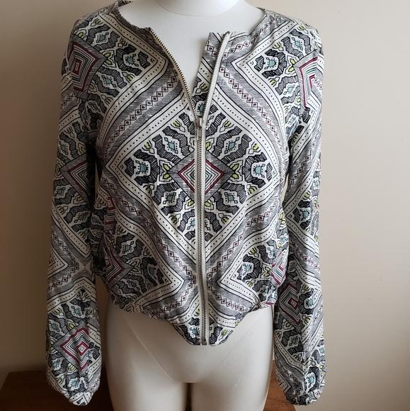 Forever 21 Jackets & Blazers - Tribal print jacket